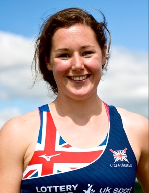 GB athlete Milly Tanner